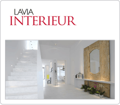Lavia Interieur index page